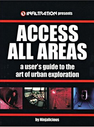 access all areas ninjalicious cover